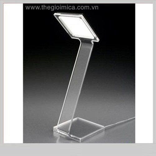 Clear z-shaped stable lucite/acrylic lectern/podium with simple style2iØ
